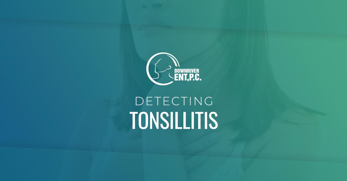 Detecting Tonsillitis